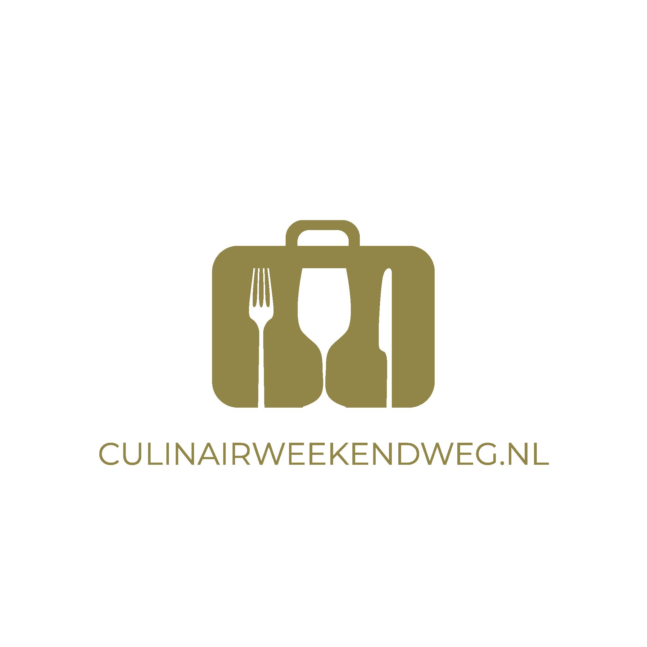 culinair weekend weg logo